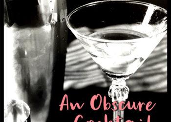 Sweet & Dirty Martini copyright Paulette Erato