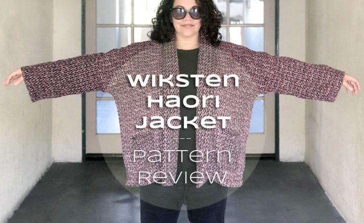 Wiksten Haori Jacket Pattern Review