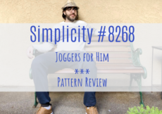 Simplicity 8268 Pattern Review