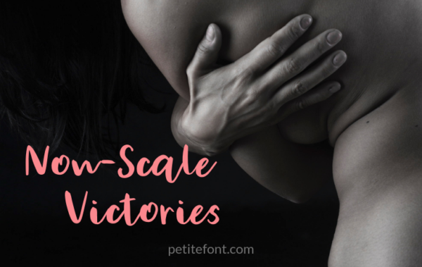 Accepting Yourself Naked: Non-Scale Victories