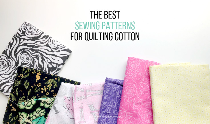 Best Patterns For Quilting Cotton Petite Font