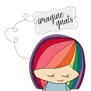 Imagine Gnats Logo, March Sew My Style 2020 Sponsor
