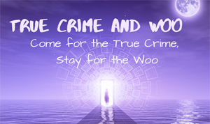 True Crime & Woo logo
